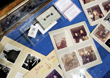 Never-released John Lennon recording sells for $79k at Danish auction