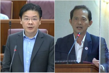 Lawrence Wong slams PSP's 'fatally flawed' views on foreigners, references Lee Kuan Yew