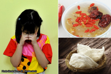 Girl, 6, reaches puberty early because frequently drank bird's nest soup