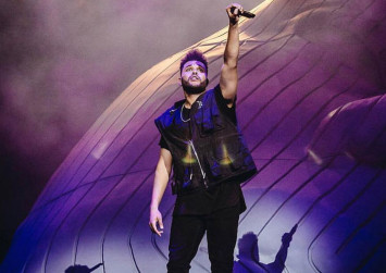 R&B superstar The Weeknd to hold first Singapore concert in December