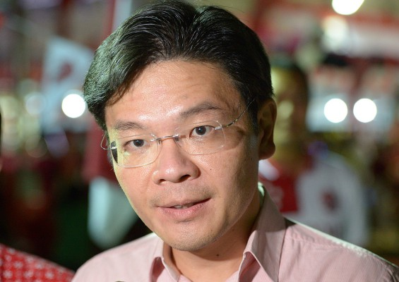 Lawrence Wong will leave West Coast GRC to contest in Marsiling-Yew Tee GRC