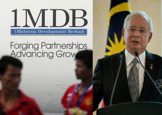 Malaysia's PM Najib says Qatar, China interested in 1MDB assets