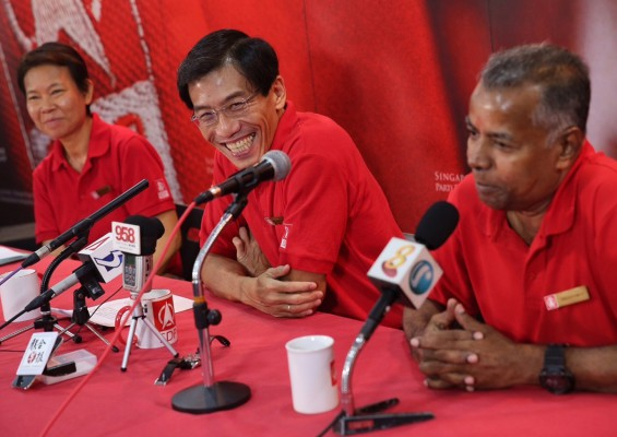 SDP's Chee Soon Juan says he will contest in upcoming general election