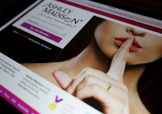 What happens when you sign up on cheating website Ashley Madison