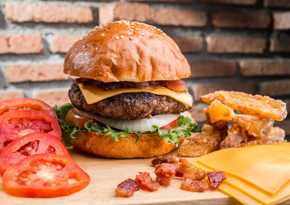 Is this the formula to the 'perfect' burger?