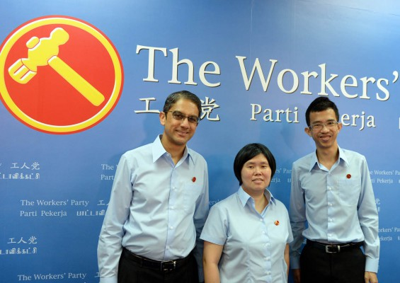 GE2015: Workers' Party unveils final batch of candidates