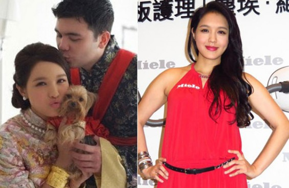 HK singer Ella Koon scolded by hubby for endangering unborn baby's life