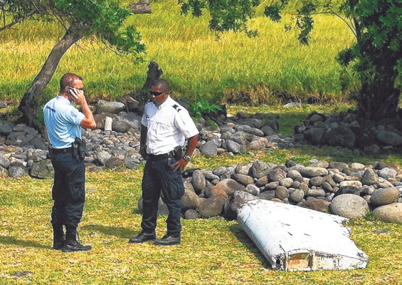 MH370: Debris confirmed to be from Boeing 777