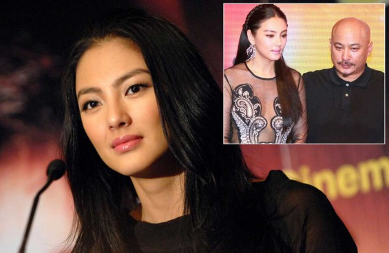 Actress Kitty Zhang splits from director husband after his paid-sex arrest