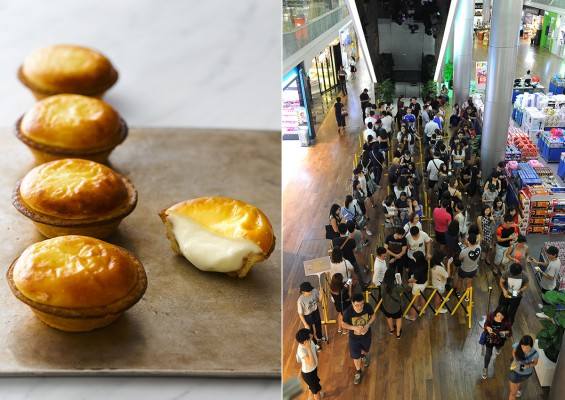 Review: Are Hokkaido's Bake Cheese Tarts worth the 2-hour queue?