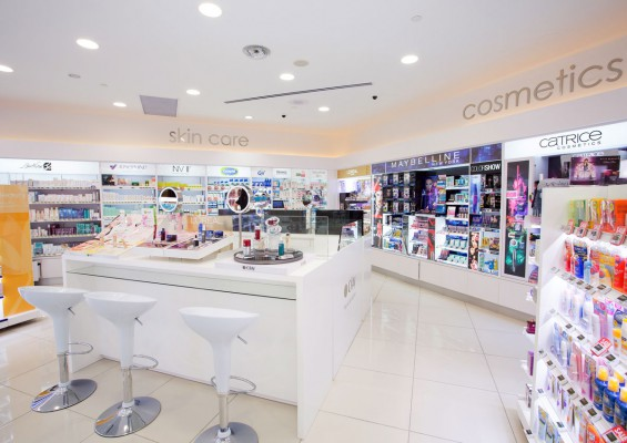 Which personal care store in Singapore is the cheapest?