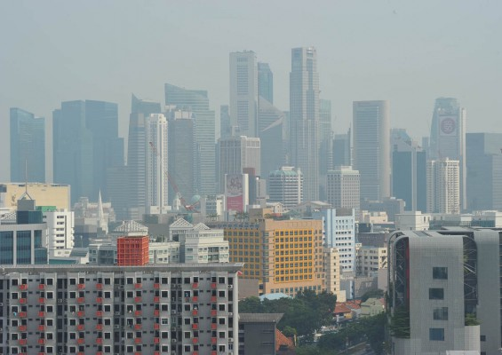 Air quality in S'pore may turn unhealthy today