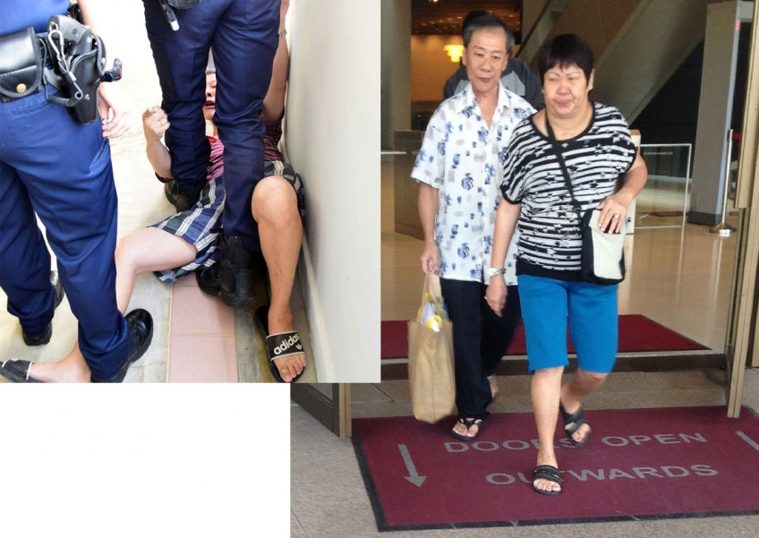 HDB dispute turns ugly: Buyer only gets flat 5 years later