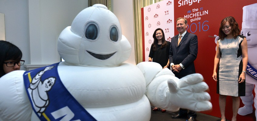 Singapore to get own Michelin Guide next year; hawker food may be featured