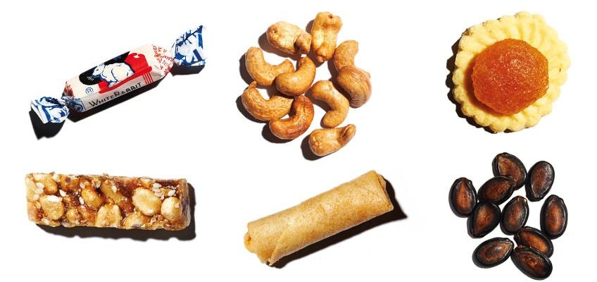 Easy ways to burn off calories from CNY snacks
