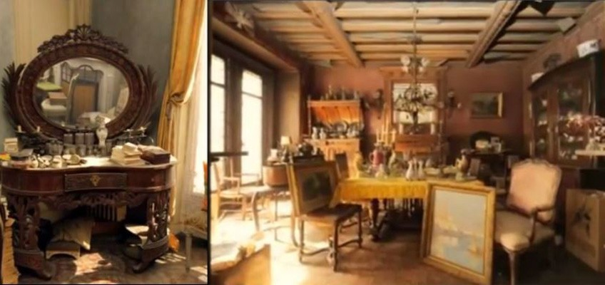Abandoned for 70 years: 19th century treasures discovered in Paris apartment