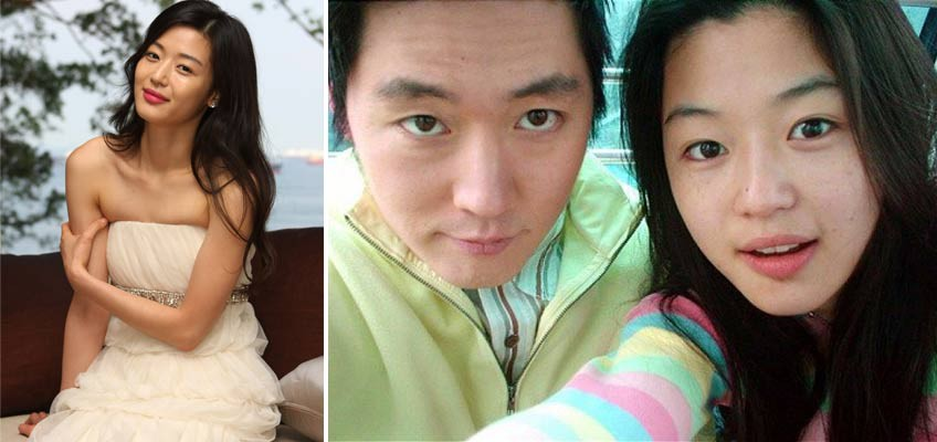 Korean actress Jun Ji-hyun welcomes baby boy