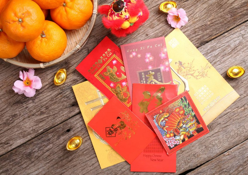 Red packets are not just cash-filled goodies - they can also give headache & strike 'fear'