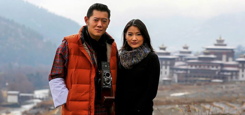 Bhutan's royal couple welcomes first child