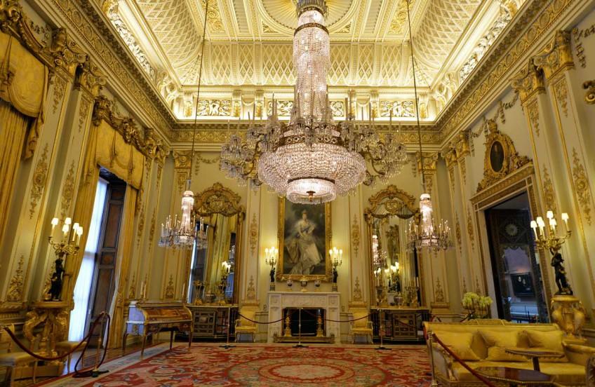 Buckingham Palace makeover: Royal renovation