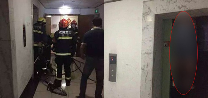 Woman killed after head gets caught in lift in China