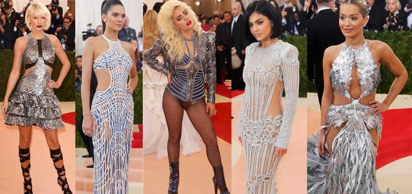 Met Gala 2016: How well did these celebrities interpret the technology theme?