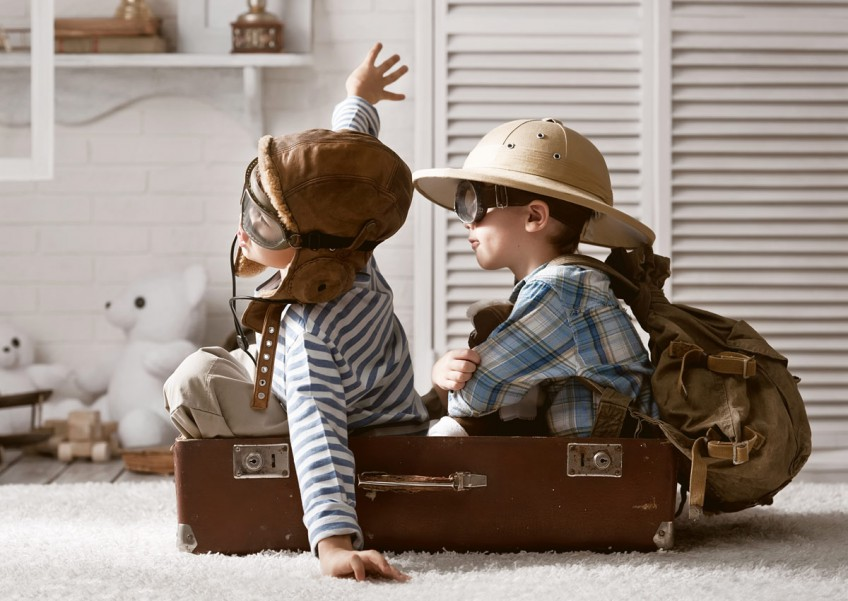 Travelling with junior? These tips will keep your cholesterol level in check