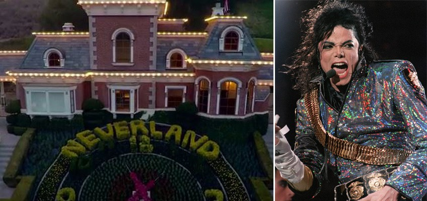 Wanted: Chinese buyer for Michael Jackson's $111.2 million Neverland home