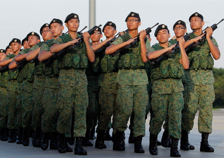 NS rank allowance to increase $80 from Dec 1: Mindef