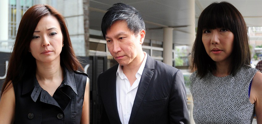 CHC trial: Prosecution files appeal against 'inadequate' sentences imposed on Kong Hee and 5 others
