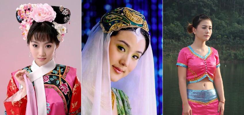 Beauties of China's 56 ethnic groups