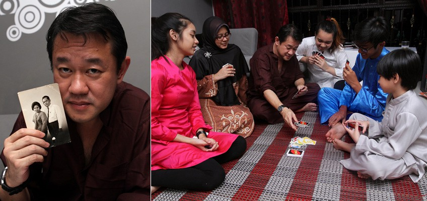 Malay community leader and SingFirst candidate discovers he was born a Chinese