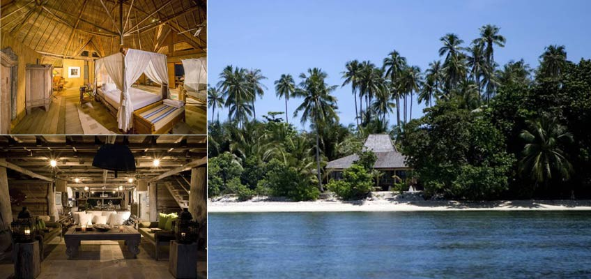 Rustic adventure awaits: Have a Robinson Crusoe getaway on this Indonesian island