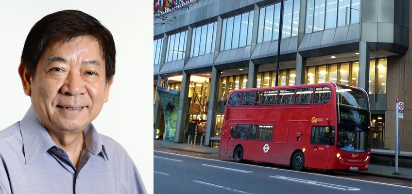Khaw gives glimpse of London's Go-Ahead buses to be introduced in S'pore