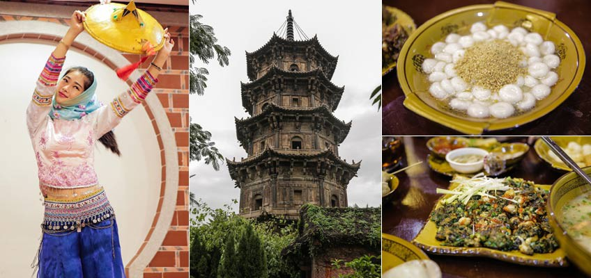 From pagodas to worm jelly: Best of Quanzhou in 72 hours