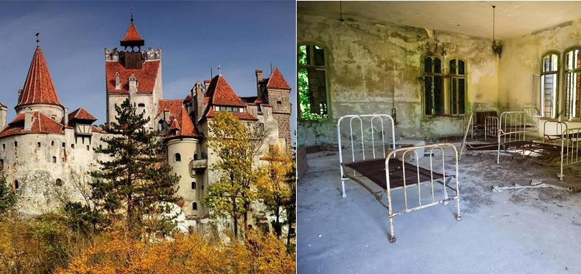 Most expensive haunted houses