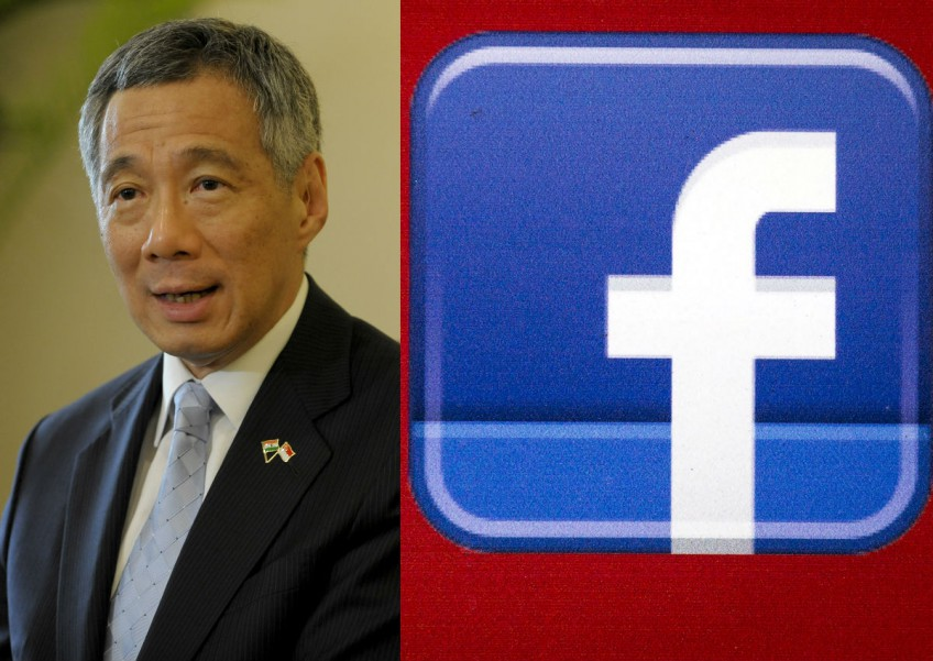 Man found guilty of threatening PM Lee via private Facebook messages