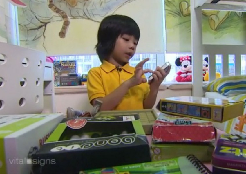 Meet Aiden, a 5-year-old child genius from Singapore