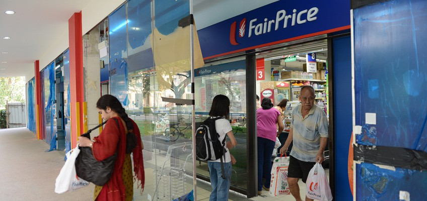 FairPrice among firms yet to sign 'haze-free' declaration