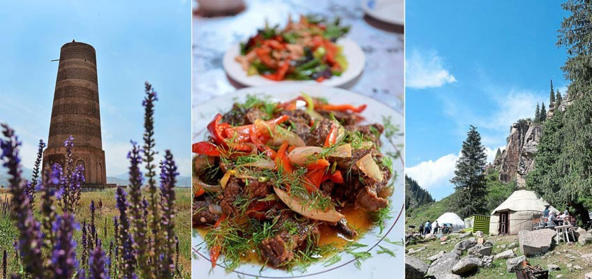 Best places to see, do & eat in Kyrgyzstan - the Switzerland of Central Asia