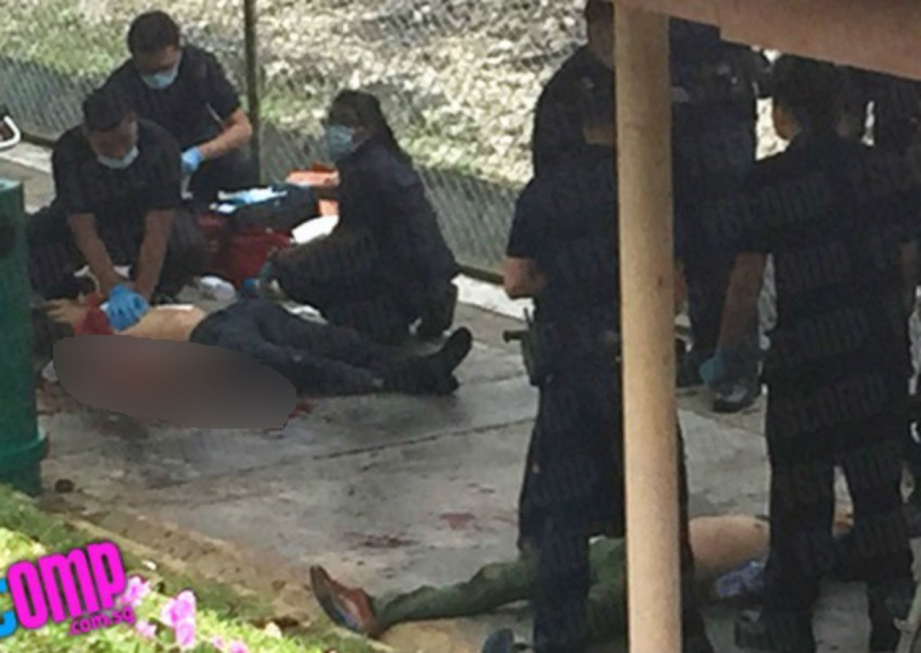 Man found dead at Ang Mo Kio walkway, 39-year-old arrested