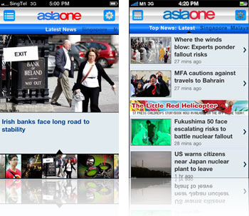 AsiaOne News