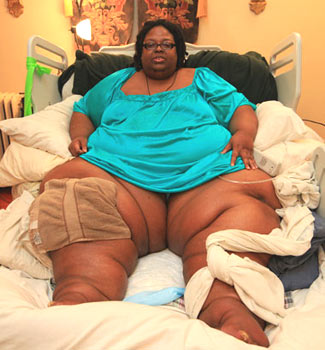 fattest women on earth naked