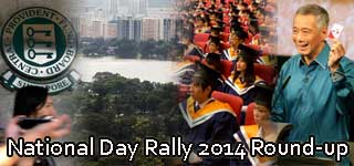 National Day Rally 2014