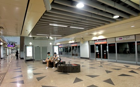 Woodleigh MRT between Potong Pasir and Serangoon station finally opens ...