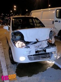 Chevrolet spark accident for Mcelwain motors ellwood city