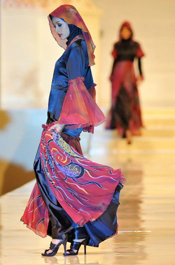 25 - Islamic Fashion Festival 2009
