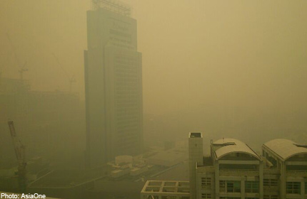 Special: Singapore's worst haze in history